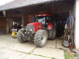 Mobilní chiptuning traktoru Case - CVX 175 6.6l