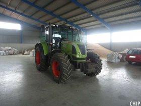 Mobilní chiptuning traktoru Claas Arion