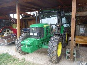 Mobilní chiptuning traktoru John Deere 6230