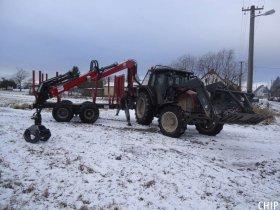 Mobilní chiptuning traktoru Valtra N101