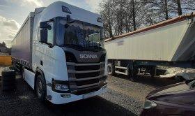 Mobiní chiptuning nákladních vozů Scania R 500 a R 580