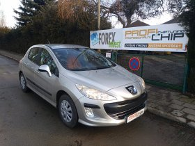 Chiptuning vozu Peugeot 308 - 1.4i, 70 kW