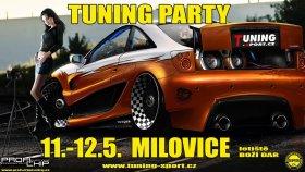 Profichip na Tuning Cars Párty v Milovicích
