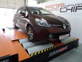 Chiptuning Renault Clio 1.2 i