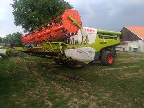 Úprava systému AdBlue zemědělské techniky Claas Lexion 770