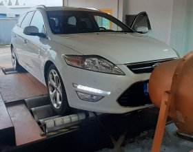 Úprava výkonu včetně měření na válcové zkušebně vozu Ford Mondeo 2.0 Tdci - 103 kW