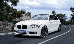 BMW 1 F20 - F21 - 3.5i, 240 kW