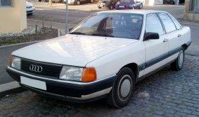 Audi 100 - 2.6i, 110 kW