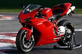 Ducati 1098 - 1098 R, 132 kW