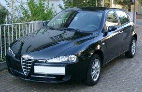 Alfa Romeo 147 - 2.0 16V TS, 110 kW
