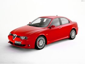 Alfa Romeo 156 - 2.4 JTD, 129 kW