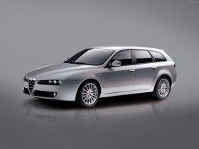Alfa Romeo 159 - 1.9 JTD, 88 kW