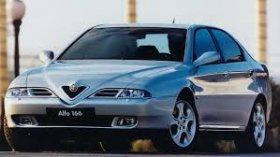 Alfa Romeo 166 - 2.4 JTD, 110 kW
