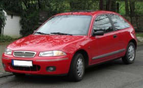 Rover 200 - 1.6i 216Si, 82 kW