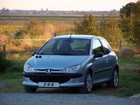 Peugeot 206 - 1.6 HDI, 80 kW