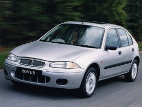 Rover 25 - 2.0 TD, 83 kW