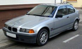 BMW 3 E36 (1990 - 2000) - 318is, 103 kW
