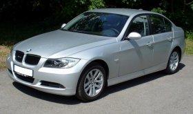 BMW 3 E90 - E93 - 320D, 110 kW