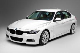 BMW 3 F30, F31, F35 - 318D, 105 kW