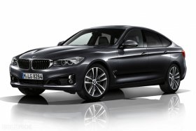 BMW 3 GT F34 - 330D GT, 190 kW