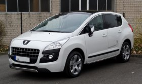 Peugeot 3008 - 2.0 HDI, 120 kW