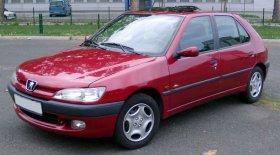 Peugeot 306 - 2.0i, 123 kW
