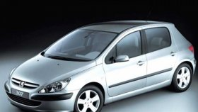 Peugeot 307 - 1.4 HDI, 55 kW
