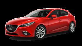 Mazda 3 - 2.0 MZR-CD, 105 kW