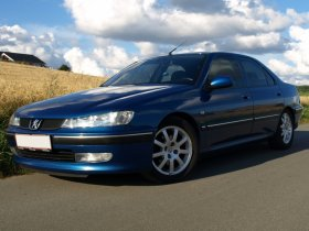 Peugeot 406 - 2.0 HDI, 79 kW