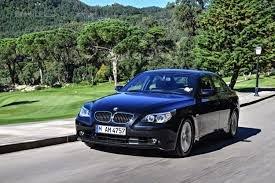 BMW 5 E60 (2003 - 2010) - 525 D, 130 kW