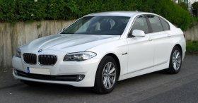 BMW 5 F10, F11 - 530D, 180 kW