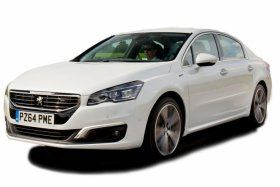 Peugeot 508 - 1.6 HDI, 85 kW