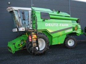 Deutz Fahr 55 series - 5565 H, 162 kW