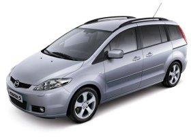 Mazda 5 - 1.8i, 85 kW