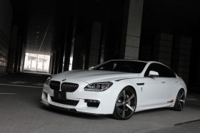 BMW 6 F12, F13 - 650i, 330 kW