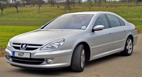 Peugeot 607 - 2.2 HDI, 100 kW