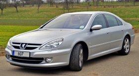 Peugeot 607 - 2.0 HDI, 80 kW
