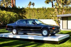 BMW 7 E32 - 740i, 210 kW