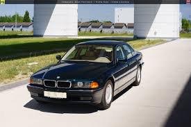 BMW 7 E38 (1995 - 2001) - 740i, 210 kW