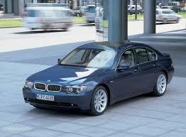 BMW 7 E65 (2001 - 2008) - 750i, 270 kW
