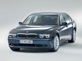 BMW 7 E65 - E68 - 745D, 243 kW