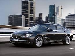 BMW 7 F01, F02, F03, F04 (2008 - 2015) - 730 D, 180 kW