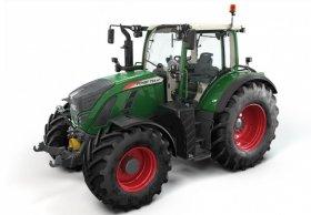 Fendt 700 - 712, 132 kW