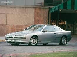 BMW 8 (1990 - 1999) - 840 CI, 210 kW