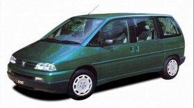 Peugeot 806 - 2.0 T, 108 kW