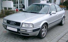 Audi 80 - 2.0 E, 85 kW
