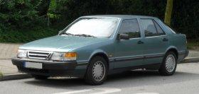 Saab 9000 - 2.3i, 110 kW