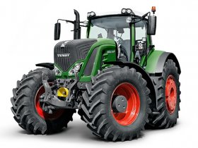 Fendt 900 - 933-7.8, 242 kW