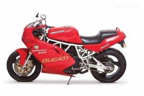 Ducati 900 - 900 SS, 58 kW