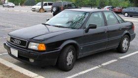 Audi 90 (1990 - 1991) - 2.0i, 85 kW